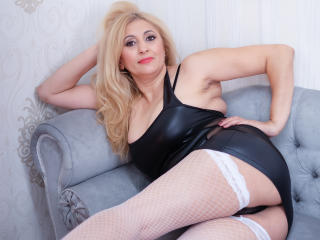 MatureEroticForYou - Chat live sex with this golden hair Mature