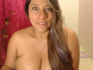 LovelyDiana69 - Web cam nude with a light-haired Mature