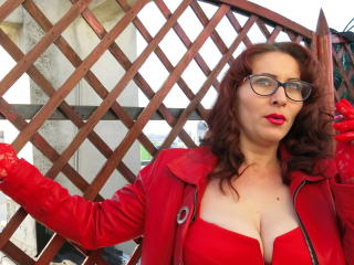 HairySonia - Chat porn with this red hair Mature