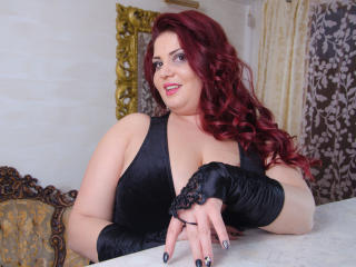 LoresFontaine - Sexy live show with sex cam on XloveCam®