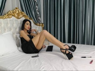 AshlleyWells - Webcam live exciting with this European Hot babe