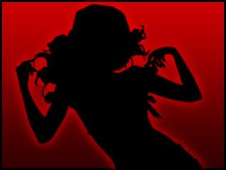 Sexy nude photo of AngeChaudHumide