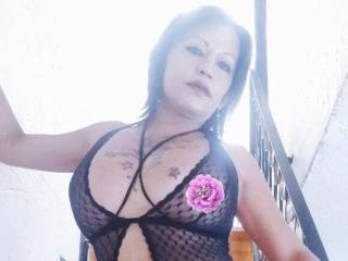 CandelaSexy69 - Show live sex with a average body Shemale