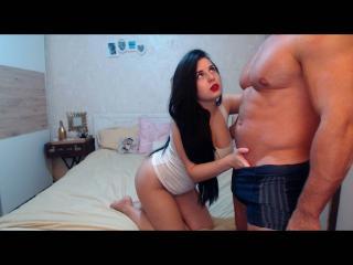 Sexy nude photo of AshaNTyler