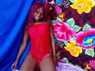 TonUniqueAngedelanuit - Webcam live exciting with a average constitution 18+ teen woman
