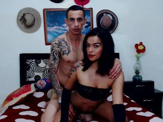 HotSpicyCouple - Show sexy et webcam hard sex en direct sur XloveCam®