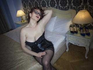 HairySonia - Webcam hot with this so-so figure Mature