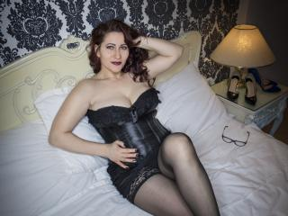 HairySonia - online show xXx with this unshaven private part Mature