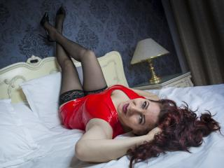 HairySonia - Chat live exciting with a redhead Sexy mother