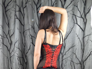 NastyliciousX - Cam sex with this chocolate like hair Young and sexy lady
