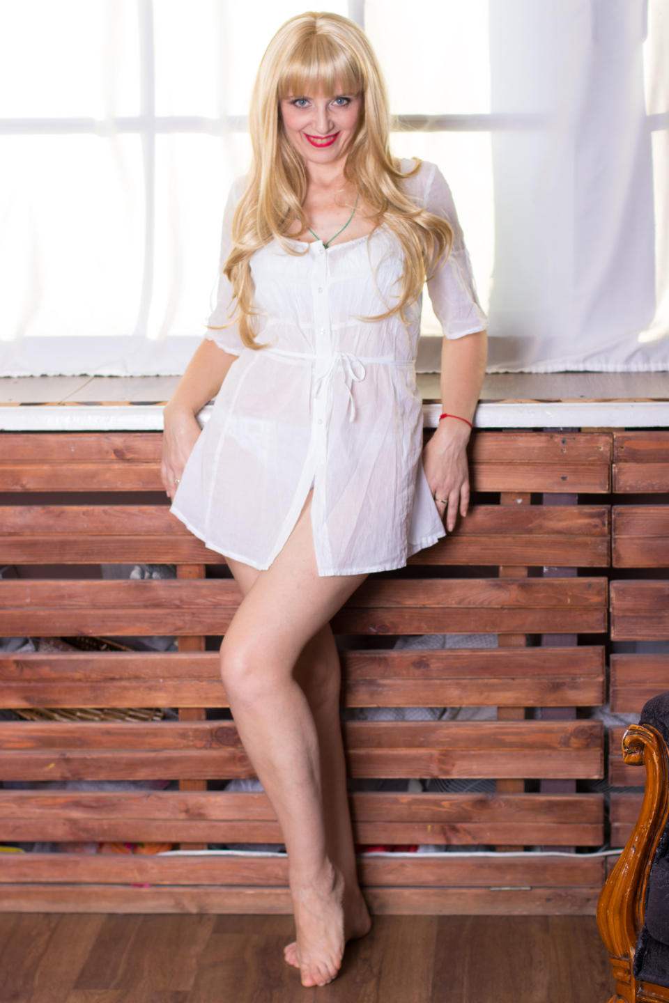 Live stream xXx with Smearina, this lean European shaved
