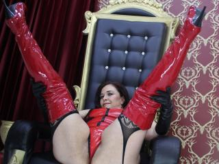 MelieFireDoll - Chat cam nude with this red hair Mistress