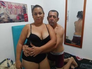 PamelaYDiego - Chat live hot with this latin Female and male couple