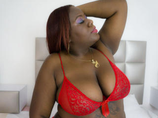 Sexet profilfoto af model JaniceBrown, til meget hot live show webcam!