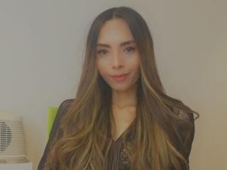Photo de profil sexy du modèle LanaForresterX, pour un live show webcam très hot !