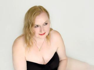 Picture of the sexy profile of HotDarcy, for a very hot webcam live show !