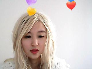 Photo de profil sexy du modèle Dreamanne, pour un live show webcam très hot !