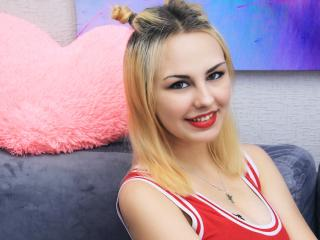 Picture of the sexy profile of JulieJu, for a very hot webcam live show !