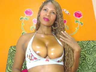 Picture of the sexy profile of BellaLatina69, for a very hot webcam live show !