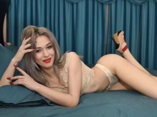 Foto van het sexy profiel van model CarolyneHensy, voor een zeer geile live webcam show!