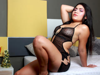 Picture of the sexy profile of VictoriaCox, for a very hot webcam live show !