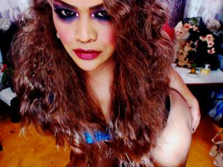 SWEETtransAFFAIR - Webcam nude with this trimmed pubis Transgender