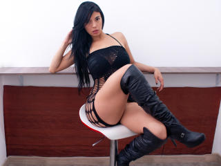 Picture of the sexy profile of RachelBint, for a very hot webcam live show !