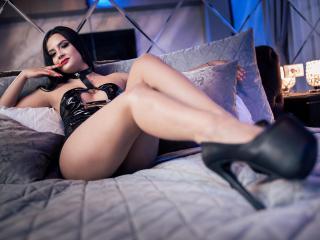 Foto del profilo sexy della modella AlishaOwen, per uno show live webcam molto piccante!