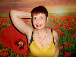 Foto de perfil sexy da modelo AirMagdalene, para um live show muito quente!