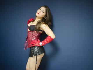 Фото секси-профайла модели DomixJasmine, веб-камера которой снимает очень горячие шоу в режиме реального времени!