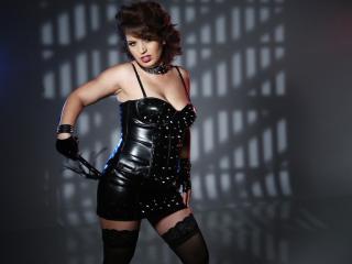 Photo de profil sexy du modèle FetishDebiForU, pour un live show webcam très hot !