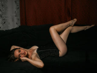 Picture of the sexy profile of LexyRoxx, for a very hot webcam live show !