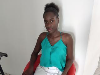 Foto del profilo sexy della modella GiselleStraus, per uno show live webcam molto piccante!
