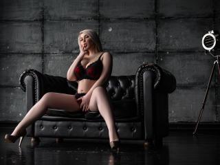 Bild på den sexiga profilen av JuliGentle för en väldigt het liveshow i webbkameran!
