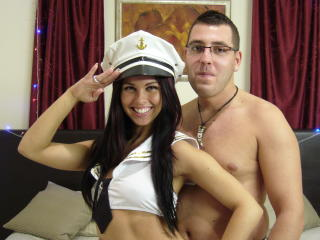 RomanticShowX - online show x with this Girl and boy couple