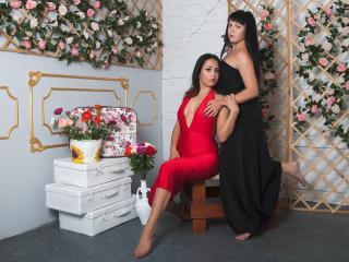 Hình ảnh đại diện sexy của người mẫu KristiXAnna để phục vụ một show webcam trực tuyến vô cùng nóng bỏng!