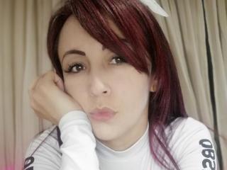 Photo de profil sexy du modèle LyaBelle, pour un live show webcam très hot !
