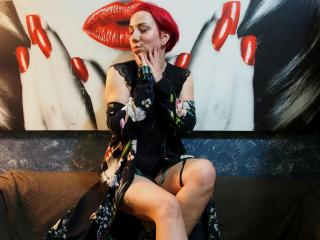 ClaryD - Cam hard with this shaved sexual organ Young lady