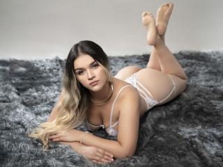 Seksikäs profiilivalokuva ValerieStone kuumaa webcam live show'ta varten!