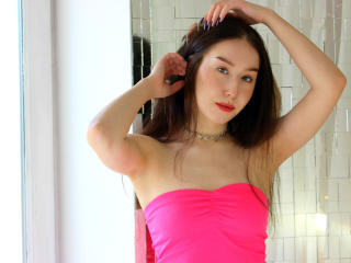 Picture of the sexy profile of RitaMara, for a very hot webcam live show !