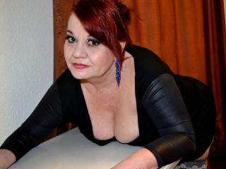 LucilleForYou - Web cam hard with a ginger Sexy mother