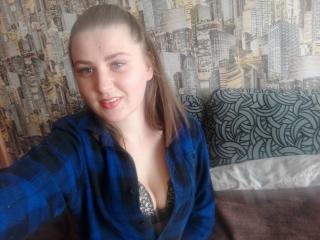 Sexy Profilfoto des Models AneliKalips, für eine sehr heiße Liveshow per Webcam!