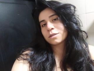 TrannyBunny - Video chat hard with this standard body Trans