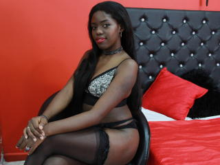 Picture of the sexy profile of SoffiBulock, for a very hot webcam live show !