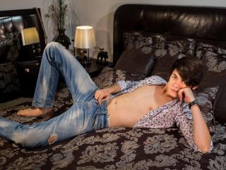 Photo de profil sexy du modèle OnlyDiamondMan, pour un live show webcam très hot !
