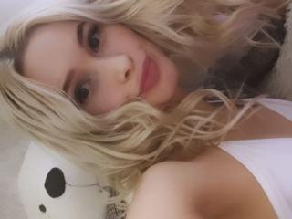 Sexy profilbilde av modellen  CuteKatty, for et veldig hett live webcam-show!