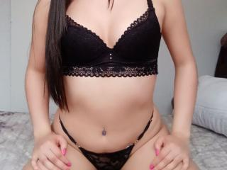 Sexet profilfoto af model HayleeWarner, til meget hot live show webcam!