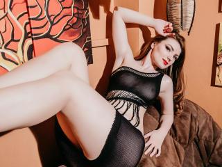Foto van het sexy profiel van model GabriellleG, voor een zeer geile live webcam show!