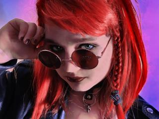 Sexy Profilfoto des Models VictoriaWunch, für eine sehr heiße Liveshow per Webcam!