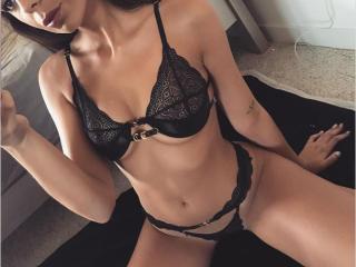 Sexy Profilfoto des Models BellaHumide, für eine sehr heiße Liveshow per Webcam!